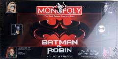 Monopoly - Batman & Robin Collector's Edition