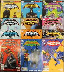 Batman and Robin Collection - 12 Issues