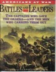 Special Issue - Battles and Leaders