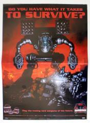 Battletech CCG Promo Poster