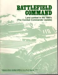 Battlefield Command - Land Combat in the 1980's (Combat Commander Update)