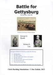 Battle for Gettysburg - The 1st Day - 1 July 1863