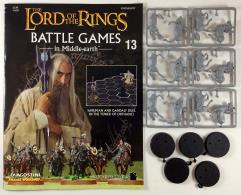"#13 ""6 Horse Miniatures, Duel of Gandalf & Saruman"""