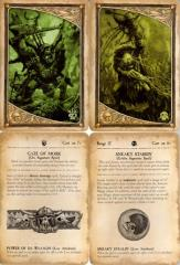 Battle Magic Cards - Orcs & Goblins