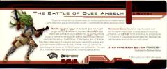 Player Rewards Card - Battle of Glee Anselm