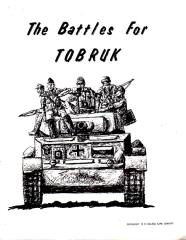 Battles for Tobruk, The