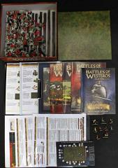 Battles of Westeros Collection #1 - Base Game + Wardens of the North & Wardens of the West