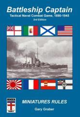 Battleship Captain (3rd Edition)