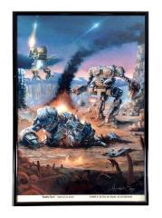 Battletech (Framed Print)
