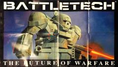 Battletech 2nd Edition Promo Poster