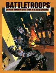 Battletroops - Book Only!