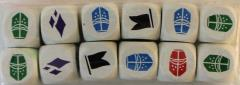 Battlelore Dice Set (12)