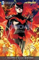 Batwoman Vol 3. World's Finest