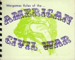 Wargames Rules of the American Civil War