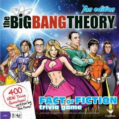 Big Bang Theory Trivia Game (Fan Edition)
