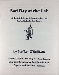 Bad Day at the Lab