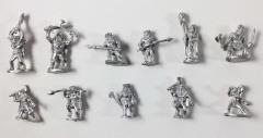 Bear Clan Warband
