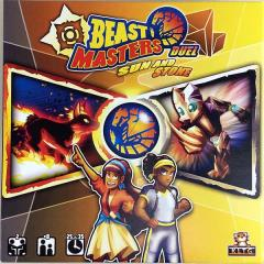 Beast Masters Duel - Sun and Stone (Kickstarter Edition)