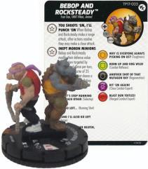 Bebop & Rocksteady #TP17-003