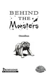 Behind the Monsters - Omnibus (Limited Edition)