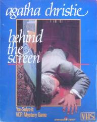 Agatha Christie - Behind the Screen
