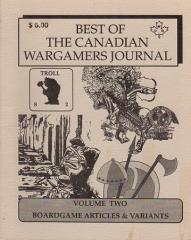 Best of the Canadian Wargamer's Journal #2