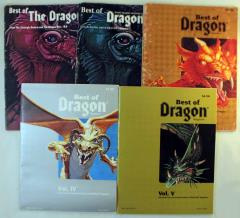 Best of Dragon - Complete Set!