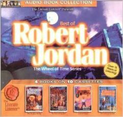 Best of Robert Jordan - The Wheel of Time Series