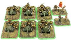 45mm AT Guns w/Command & Kommisar Teams