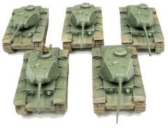 KV-85 Heavy Tanks