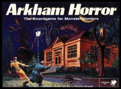 Arkham Horror (1st Edition)