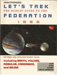 Let's Trek - The Budget Guide to the Federation 1995