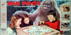 Big Foot - The Giant Snow Monster Game