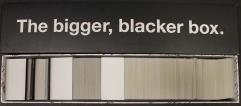 Bigger, Blacker Box w/Base Game & Expansions 2-5!