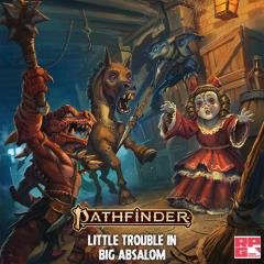 Little Trouble in Big Absalom (Free RPG Day 2020)