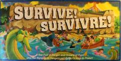 Survive! (Bilingual English/French Edition)