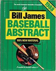 Bill James Baseball Abstract 1988, The