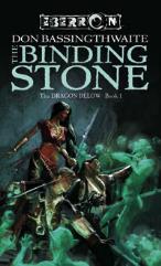 Dragon Below, The #1 - The Binding Stone