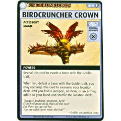 Rise of the Runelords Promo Card - Birdcruncher Crown