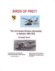 Birds of Prey! - The 1st Cavalry Division in Vietnam 1965-1970