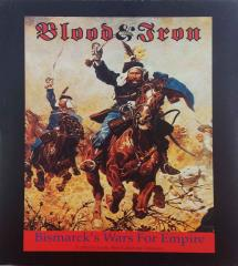 Blood & Iron (1st Edition)