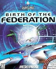Star Trek - The Next Generation, Birth of the Federation