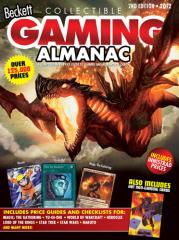 2012 Beckett Collectible Gaming Almanac - A Comprehensive Price Guide to Gaming and Non-Sports Cards (2nd Edition)