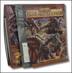 Game Master's Pack