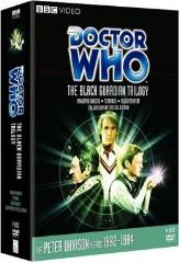 Black Guardian Trilogy, The (Peter Davison)