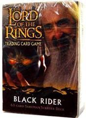 Black Rider - Saruman Starter Deck