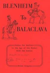 Blenheim to Balaclava