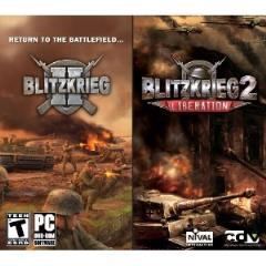 Blitzkrieg 2 w/Liberation Expansion
