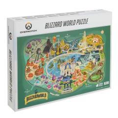 Blizzard World Puzzle