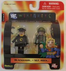 Blackhawk & Sgt. Rock